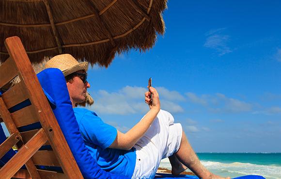 BYOD: cómo desconectarse durante las vacaciones