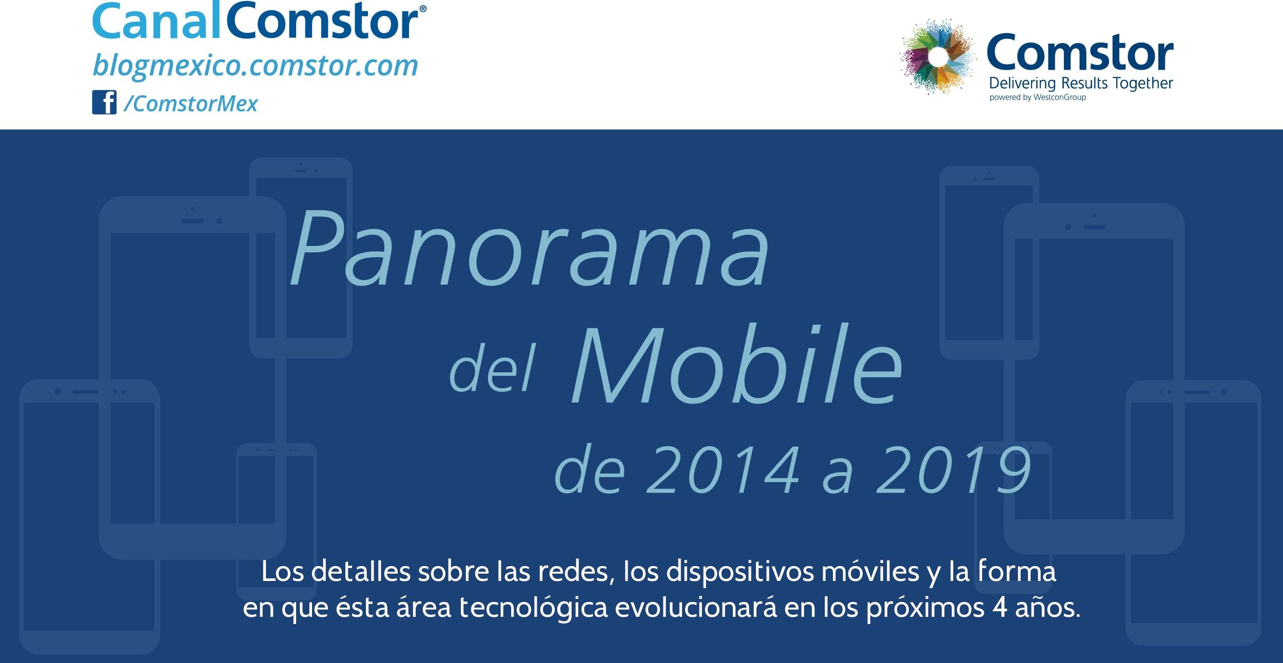Panorama del Mobile de 2014 a 2019