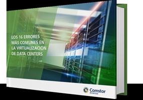 Los 16 errores más comunes en la virtualización de Data Centers