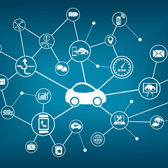 El IoT y la ciberseguridad de los carros conectados