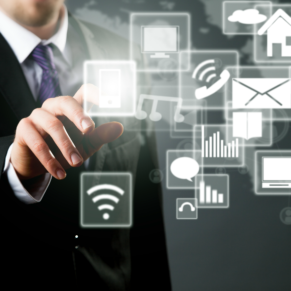 Oficina virtual: IoT y colaboración en el espacio de trabajo