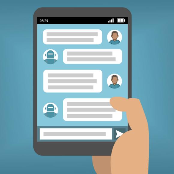 La próxima revolución de la TI: La substitución de las apps por los bots