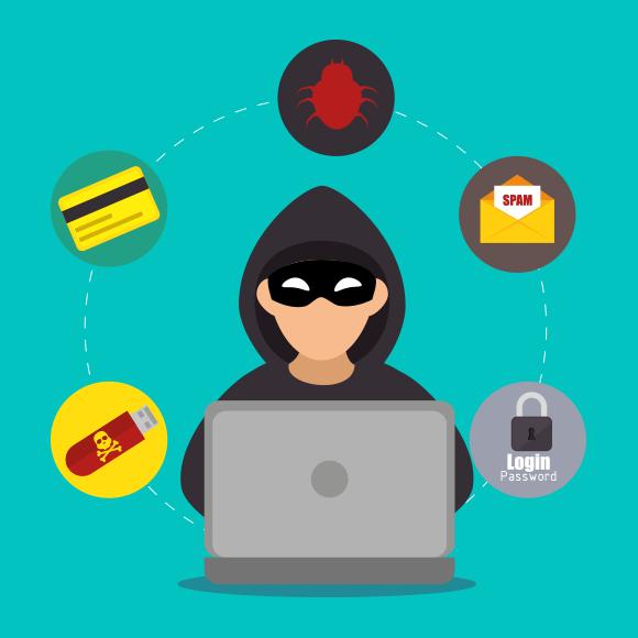 ¿Sabes cuál es el origen de las mayores amenazas digitales?