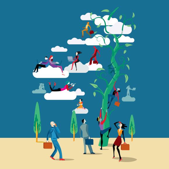 Tercer Plataforma: transformación, disrupción digital y sus tecnologías