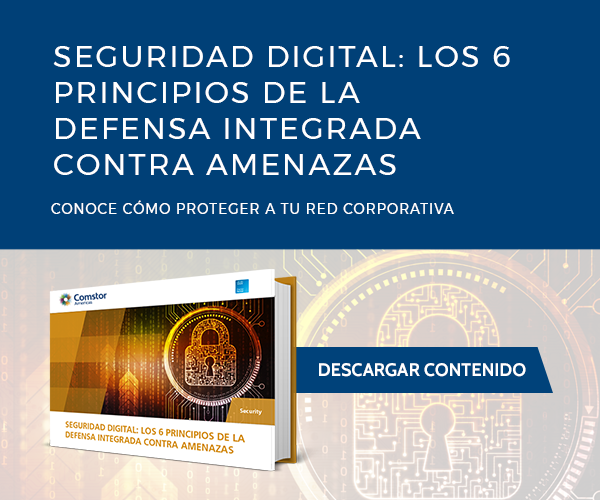 Seguridad digital: los 6 principios de la defensa integrada contra amenazas