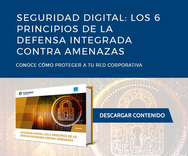 Seguridad digital: los 6 principios de la defensa integrada contra amenazas
