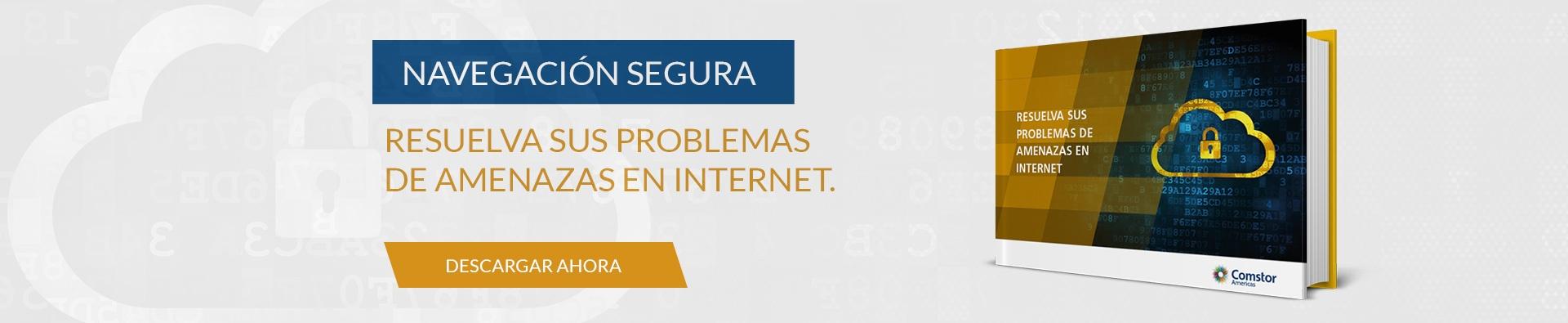 Resuelva sus problemas de amenazas en internet