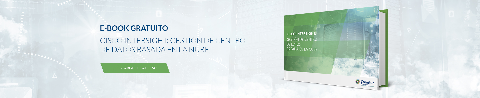 Cisco Intersight: gestión de centro de datos basada en la nube