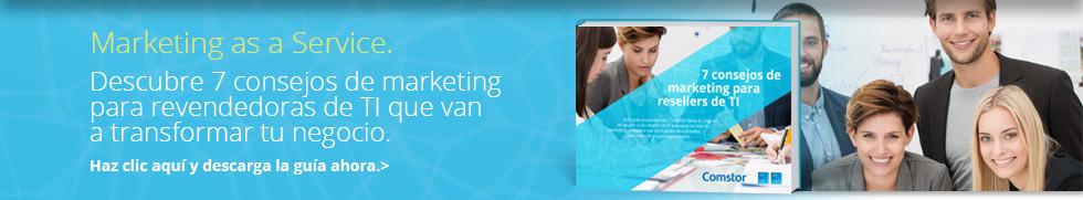 7 Consejos de Marketing para Resellers de TI